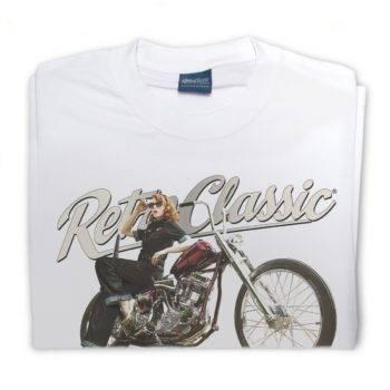 Rina Shirt Thunder Bike