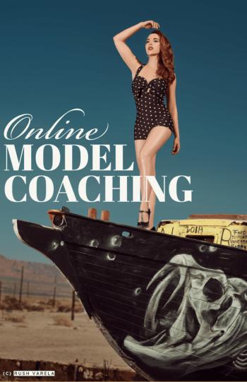 Rina Bambina Online Model Coachning